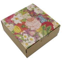 Customize Foldable Board Gift Boxes