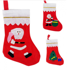 Christmas Felt Socks
