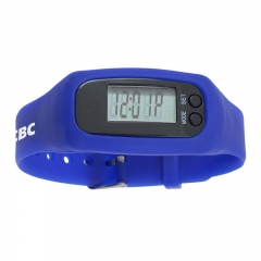 Clean View Pedometer LED Bracelets
