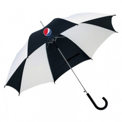 Microfiber Pole Automatic Walking Umbrellas