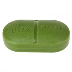 Eco-Friendly Plastic Pill Holders