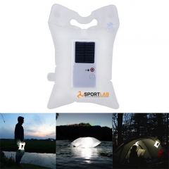 Inflatable Solar LED Night Lamp/ Camping Tent Light